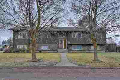 Spokane Valley WA Single Family Home Ctg-Inspection: $270,000