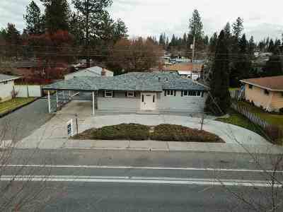 Spokane Single Family Home New: 8112 N Country Homes Blvd