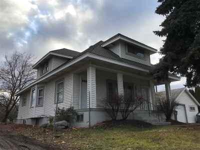 Spokane Valley Multi Family Home For Sale: 12104 E Boone Ave