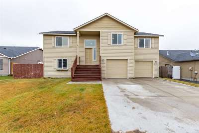 Single Family Home For Sale: 12524 W 1 St