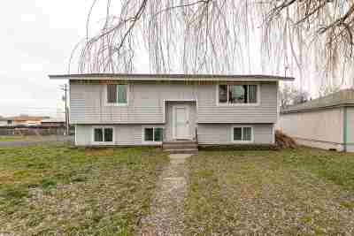 Airway Heights Single Family Home Ctg-Inspection: 12528 W 13 Ave