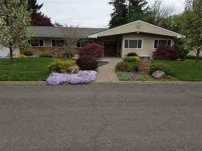 Spokane Single Family Home Ctg-Inspection: 4321 S Lee St