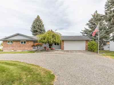Otis Orchards Single Family Home New: 3304 N Stevenson Rd