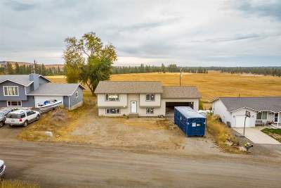 Airway Heights WA Single Family Home For Sale: $260,000
