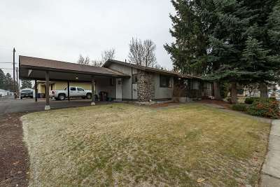 Spokane WA Multi Family Home New: $264,900