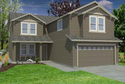 Spokane Valley WA Single Family Home New: $368,116