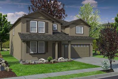 Spokane Valley WA Single Family Home New: $396,752