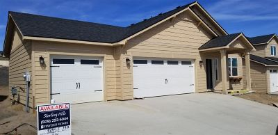 Spokane Valley WA Single Family Home New: $317,990