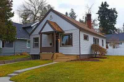 Spokane Single Family Home New: 304 E 28th Ave