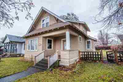 Spokane Single Family Home New: 1217 E Dalton Ave