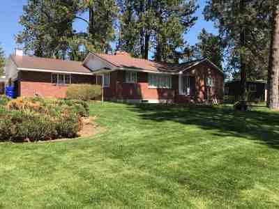 Spokane Valley WA Single Family Home New: $290,000