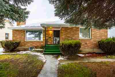 Spokane Single Family Home New: 5311 N Wall St