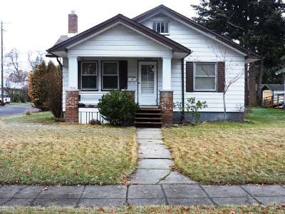 Spokane Single Family Home New: 4201 N Wall St