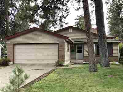 spokane Single Family Home New: 4116 S Hogan St