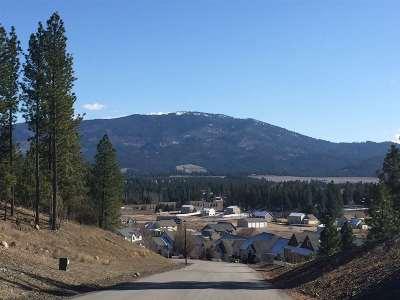 Spokane Valley Residential Lots & Land New: 2612 S Man O'war Ln