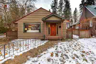 spokane Single Family Home New: 403 W 23rd Ave