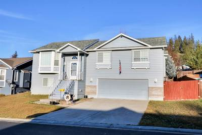 Spokane WA Single Family Home New: $269,500