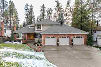 spokane Single Family Home New: 6824 S Highland Park Dr