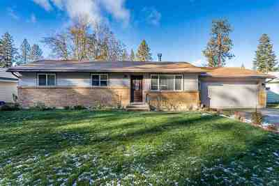 Spokane WA Single Family Home New: $268,000