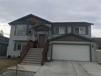 Spokane WA Single Family Home New: $284,900