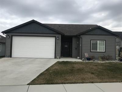 Spokane WA Single Family Home New: $275,400