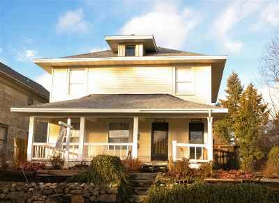 Spokane WA Single Family Home New: $229,900