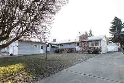 Spokane Valley WA Single Family Home New: $284,900