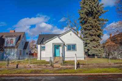 Spokane WA Single Family Home New: $169,900