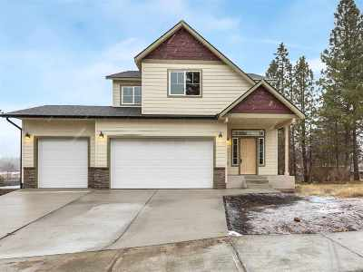 Spokane WA Single Family Home New: $359,900