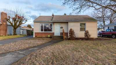 Spokane Single Family Home Ctg-Other: 4604 N Hartley St
