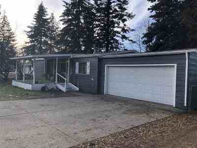 Mobile Home For Sale: 9649 N Gleason Rd