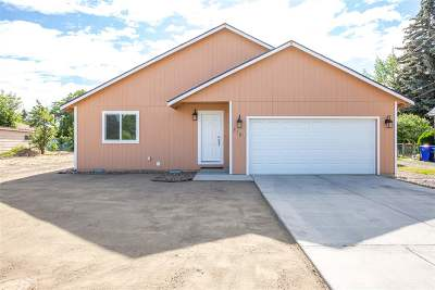 Spokane Valley Single Family Home For Sale: 316 N Bowdish Rd