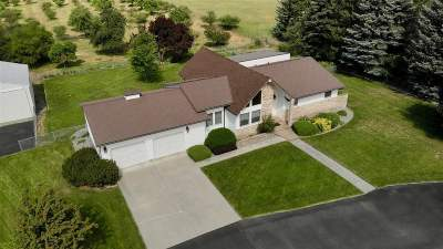 Veradale Single Family Home For Sale: 2714 S Adams Rd