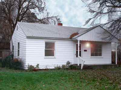 Spokane Single Family Home For Sale: 1218 E Garland Ave