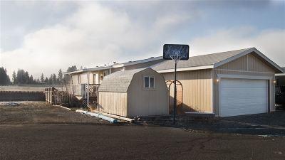Mead Mobile Home For Sale: 3436 E Garrison Ln