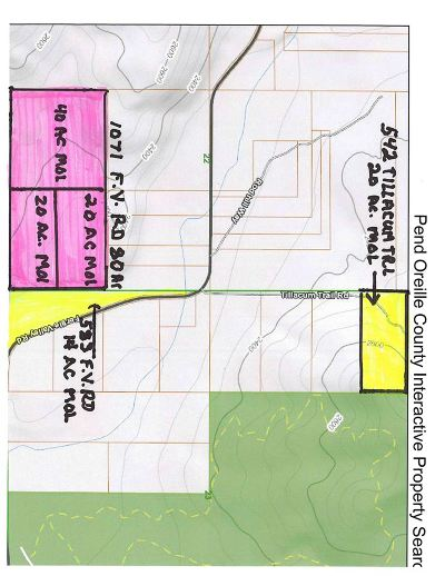 Residential Lots & Land Chg Price: 1071 Fertile Valley Rd