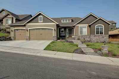 Spokane Valley Single Family Home For Sale: 16812 E 18th Ct