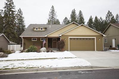 Spokane Single Family Home For Sale: 1302 E Carlson Ct