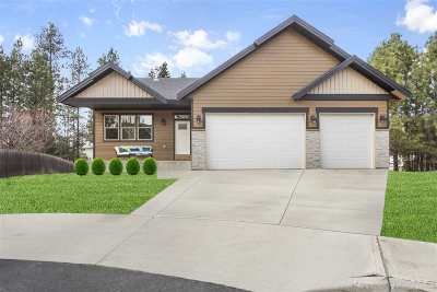 Spokane, Spokane Valley Single Family Home For Sale: 3603 E Sumac Ct