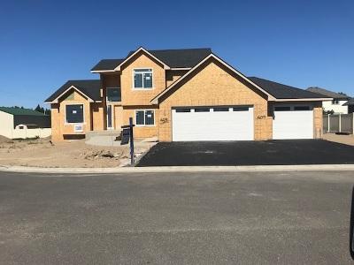 Spokane Single Family Home For Sale: 16415 N Dakota Ln