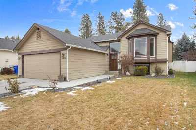 Spokane Single Family Home Bom: 16020 N Franklin