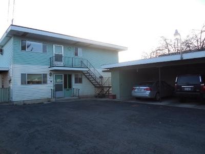 Spokane Single Family Home For Sale: 633 W Glass St