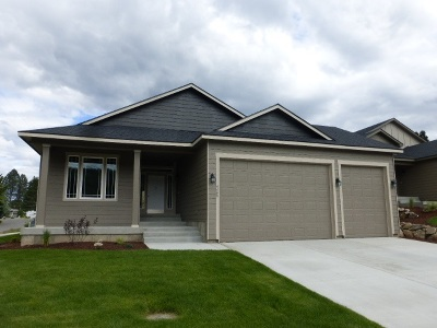 Spokane Single Family Home For Sale: 4409 S Ponderosa Ln