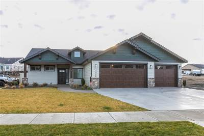 Spokane Single Family Home For Sale: 4906 E 42nd Ave