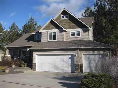 Spokane Single Family Home For Sale: 510 W Bolan Ave