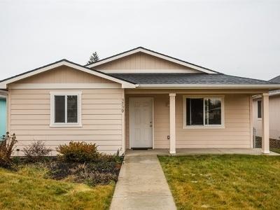 Spokane Single Family Home Ctg-Inspection: 3530 E Jackson Ave