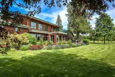 Sandpoint Single Family Home For Sale: 327 Sunnyside Rd