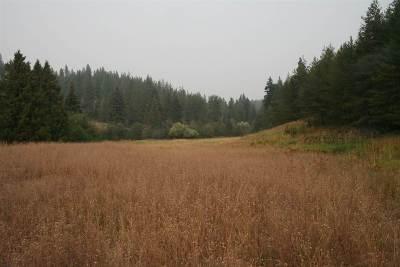 Kootenai County, Spokane County Residential Lots & Land For Sale: Blanchard Creek Rd