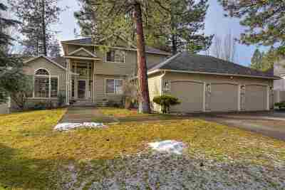 Spokane Single Family Home New: 117 W Rolland Ave