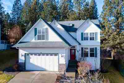Spokane Single Family Home Ctg-Inspection: 6710 S Echo Ridge St